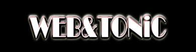Web&Tonic Λογότυπο